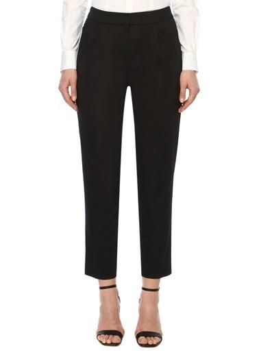 NetWork Kadın 1073865 Slim Fit Pantolon Siyah